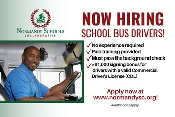 NSC is now hiring bus drivers!