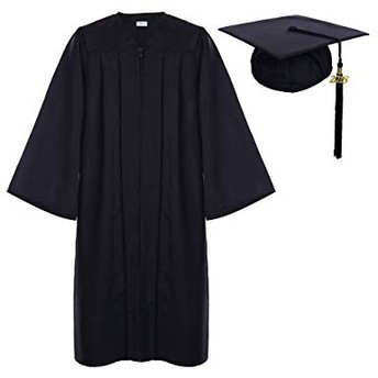 Seniors: You NEED a cap and gown!