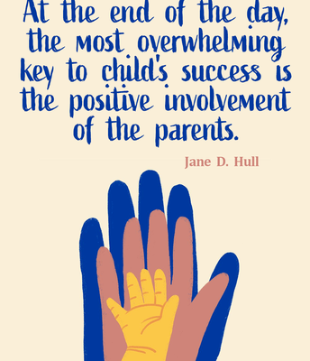Key to student success: Parent Involvement