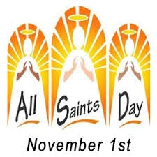 All Saints Day: Procession of Saints and Angels
