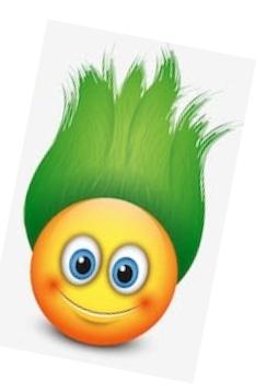Wacky Hair Day Wednesday