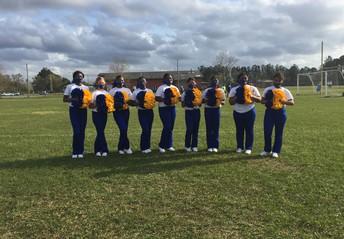 PPS Cheerleaders Motivate the Soccer Team