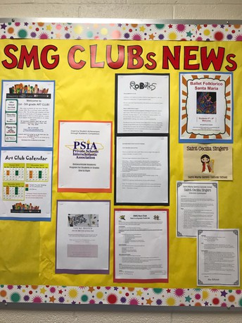 SMG Club Opportunities