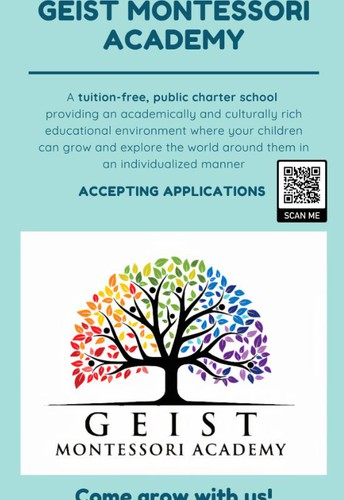 NOW enrolling and growing!