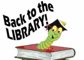Library books are due!