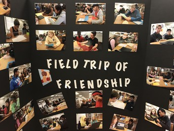 Field Trip Of Friendship East & Liberty North