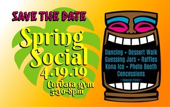 Family Fun Night - Spring Social 4.19.19