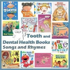 Tooth and Dental Health Books