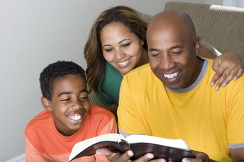 PARENTS HAVE A VOICE IN THEIR CHILD'S EDUCATION