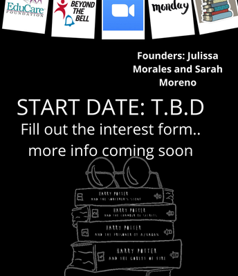 Interested in Book Club?