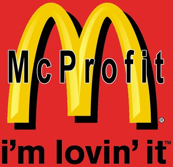 Ganancias de McDonald's