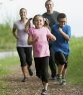 January - Family Fitness Daily Movement Calendar