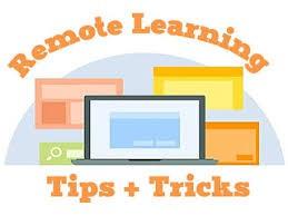 SISD Online Learning Tips