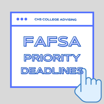 FAFSA PRIORITY DEADLINES