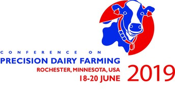 Logo for Precision Dairy Farming Conference