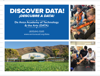 Information for prospective DATA students: