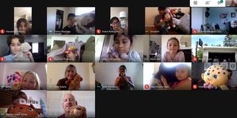 Maestra Sofia's Google Meet