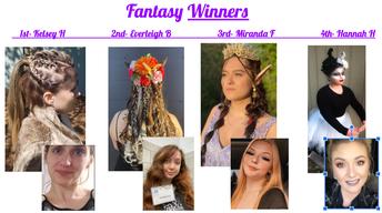 Fantasy Winners