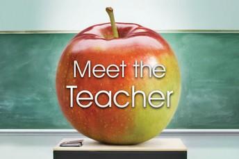 Meet the Teacher-Thursday August 9, 2018 at 5:30 p.m.