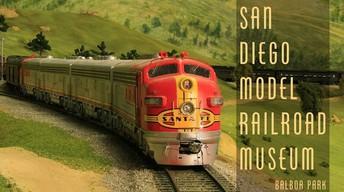 San Diego Model Railroad Museum Workshop - Community Connections Trip