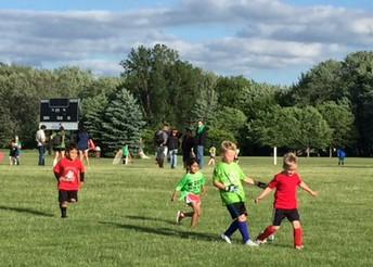 Torneo de Fútbol de Familia