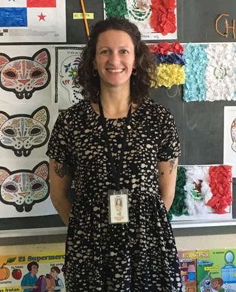 Mrs. Ellen Nulf - Spanish