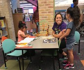 Early Childhood Book Club At Carver Library