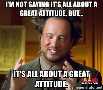 A Great Attitude