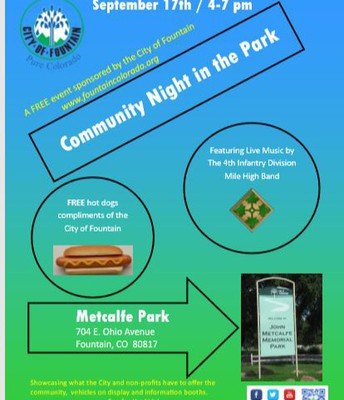 Community Night in the Park