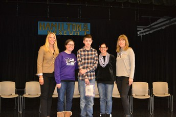 WMS Annual Spelling Bee News