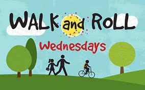 ¡Camina o rueda a la escuela este miércoles!