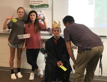 No More Kings- Mr. Rorabaugh Social Studies