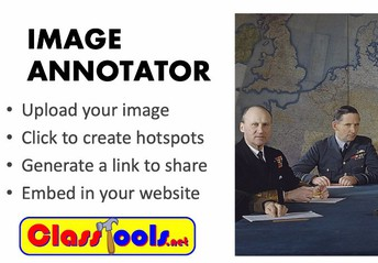 Image Annotator - from Classroom Tools