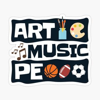 CATs: Art, Music, & PE
