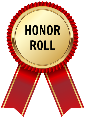 List of Honor Roll - First Marking Period