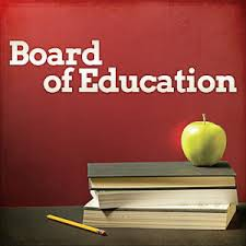 From the Board of Education