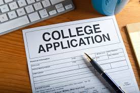 What's in a College Application?