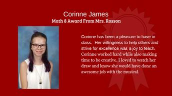 Corinne James