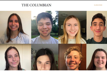 CHS's Newspaper Wins First Place from the  American Scholastic Press Association