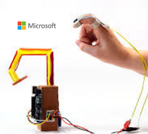 "We have our ROBOT FINGER on ""Design Thinking!"" 9/18"