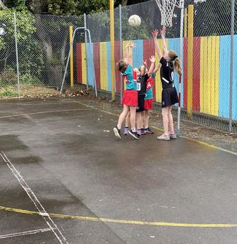 Interschool Netball