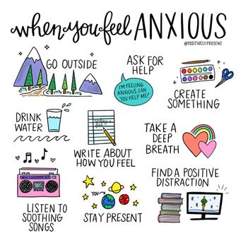 When You Feel Anxious