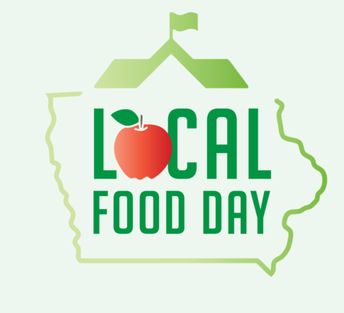 OCTOBER 14 IS LOCAL FOOD DAY