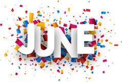 Important Dates in  June