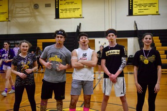 CGHS Lacrosse Booster Club Hosts Inaugural Dodgeball Tournament