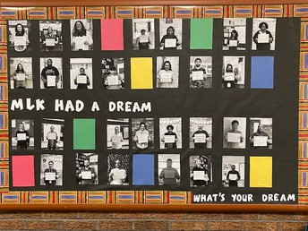 MLK had a dream!