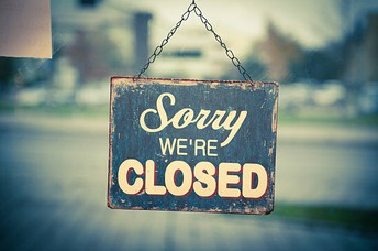 Program Closed: