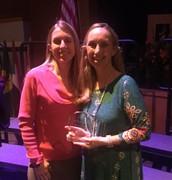 MP Kids was awarded the Diversity Service Leadership Award!!