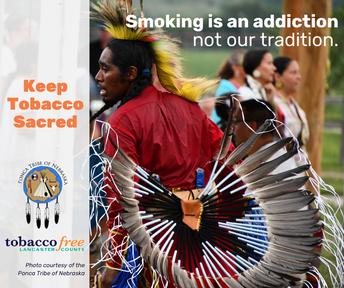Keep Tobacco Sacred