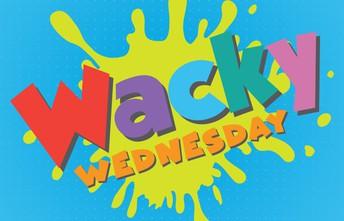 Wacky Wednesdays at WES